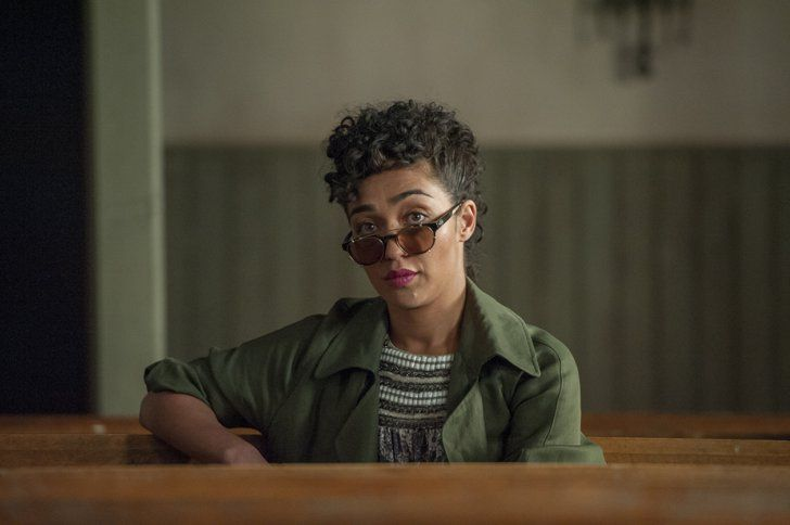 Pin for Later: Preacher: How These Characters Look in the Comics May Surprise You Tulip O'Hare, played by Ruth Negga