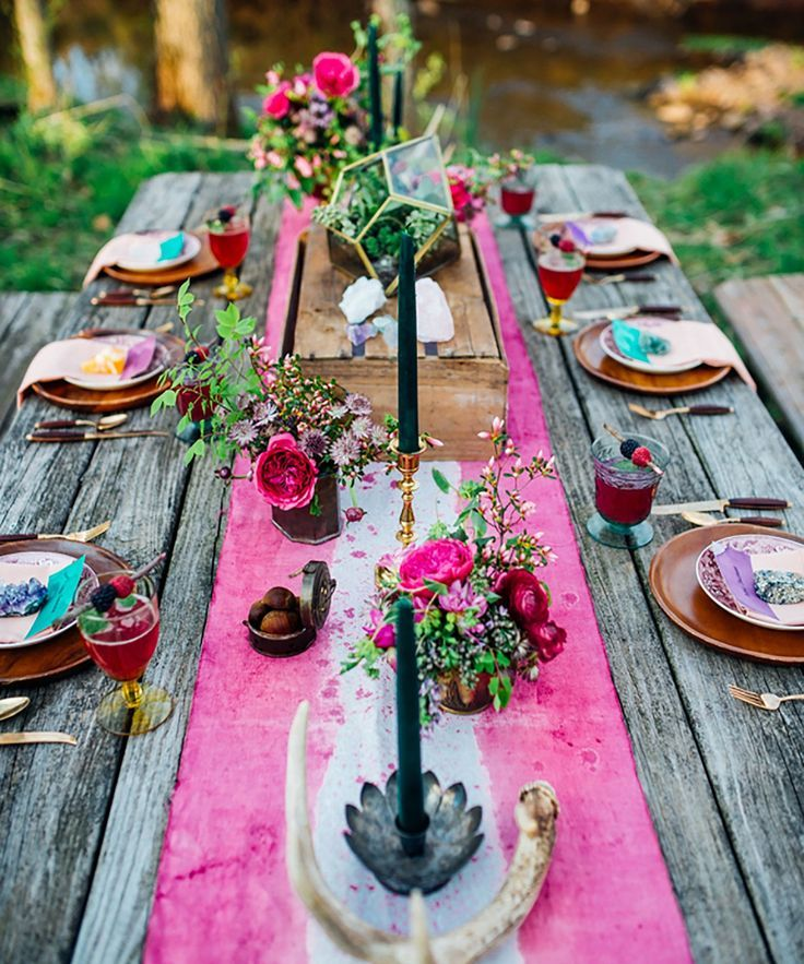 165 Best Boho Chic Party Images On Pinterest Colorful