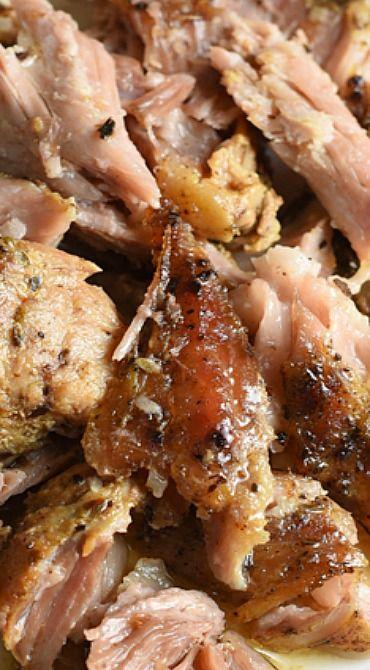 Slow Cooker Cuban Pork