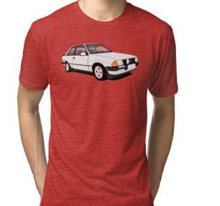 http://shrsl.com/iqj6  Ford Escort Mk3 in white t-shirts. #fordescort #ford #escortmk3 #fordescortmk3 #british #automobile #car #auto #carillustration #tshirt #tshirts