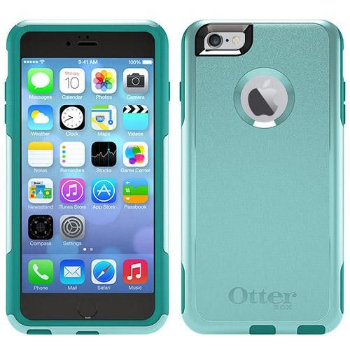 Otterbox iPhone 6 Plus Commuter Case - Aqua Sky