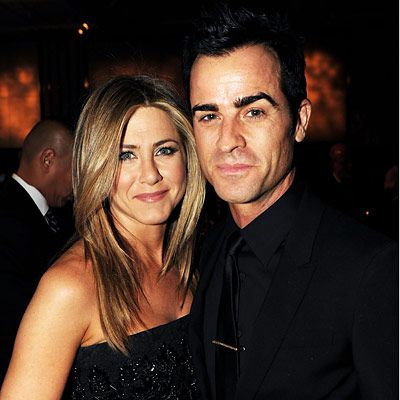 Jennifer Aniston and Justin Theroux - Celebrity Engagements - InStyle.com