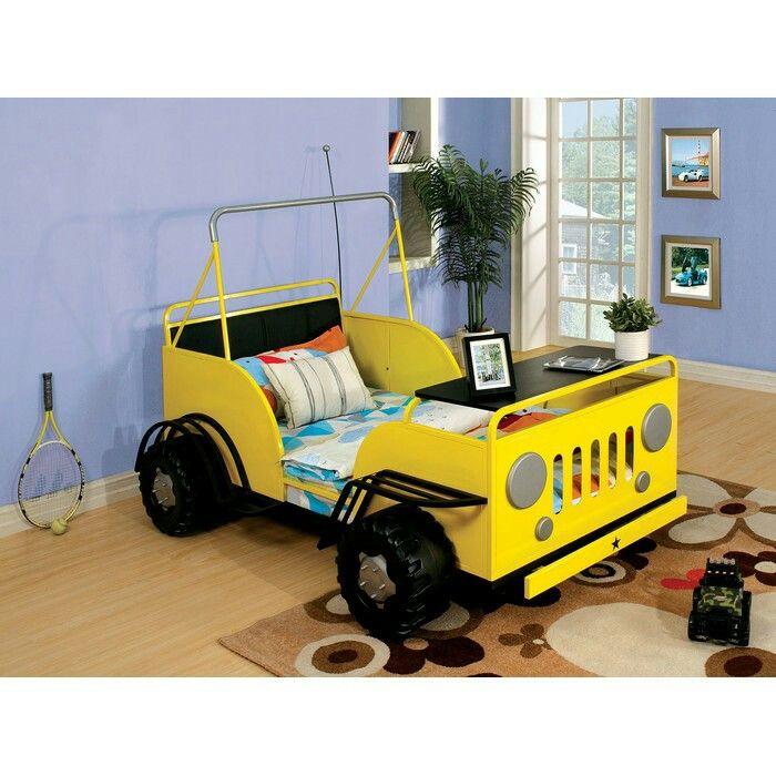 Jeep Bed Paw Patrol Bedroom Car Bed