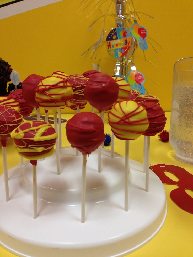 Party Pops Cakes