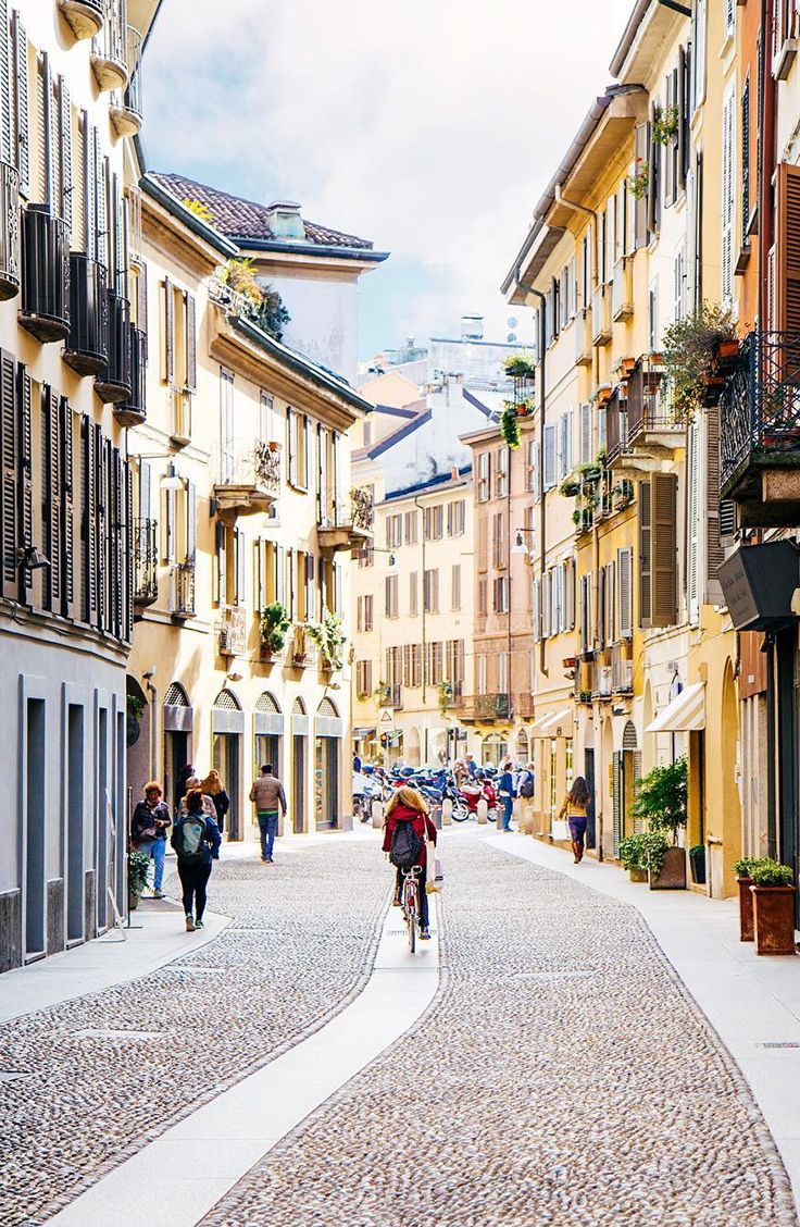 European Holidays that You Need to Have on Your Bucket List Brera, Milano