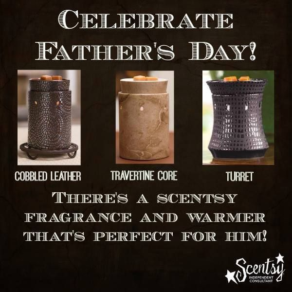 Fathers Day is coming fast.. www.kimscents.scentsy.com.au