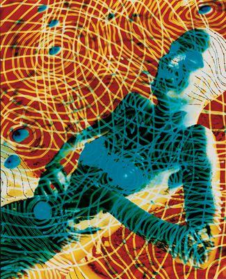 Joanna Zastrozna, photography, traditional chromogenic print, 2002, 100/125 cm