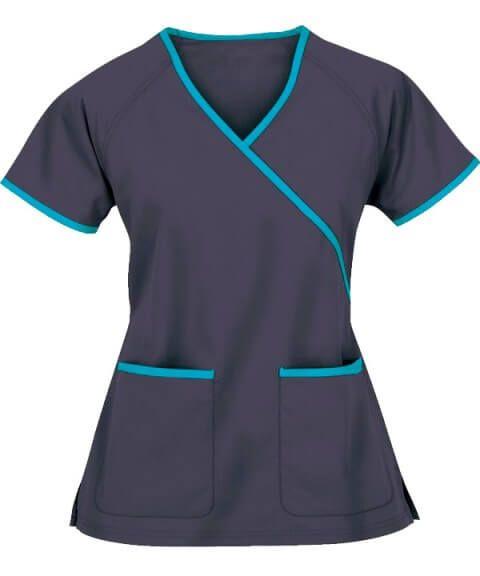 Plus Size Womens Work Shirts