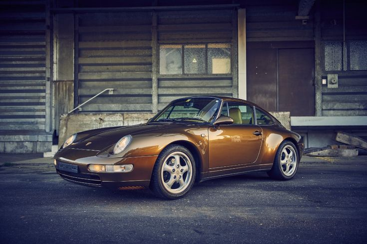1994 Porsche 911/993 Carrera – BOARD / BOARD MEMBER / 40Z Brass Dark Me …