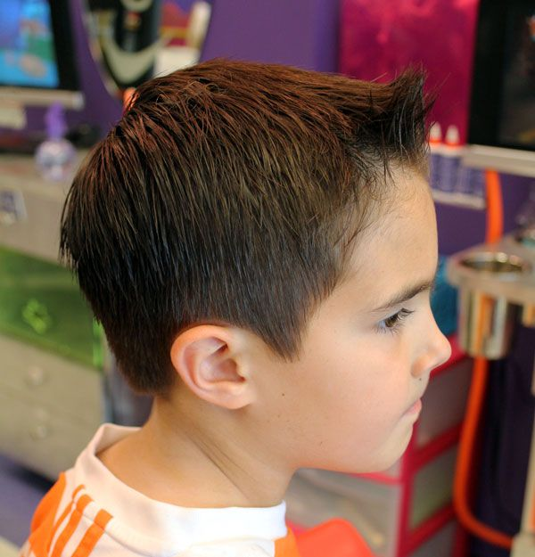 fohawk haircuts for boys | Hairstyles Trendy & Funky Haircuts » Trendy & Funky Haircuts for Kids