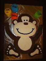 Beau Coup Cupcakes: Monkey Pull-Apart Cake