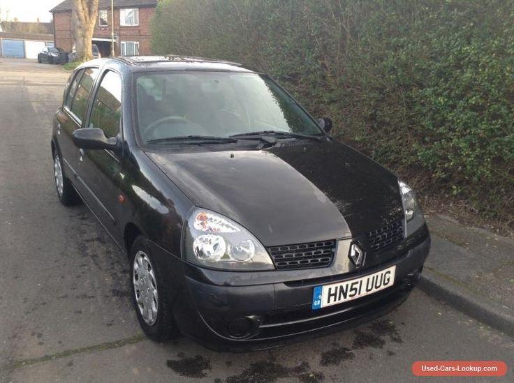Renault Clio 1.2 16v px swap  #renault #clio #forsale #unitedkingdom