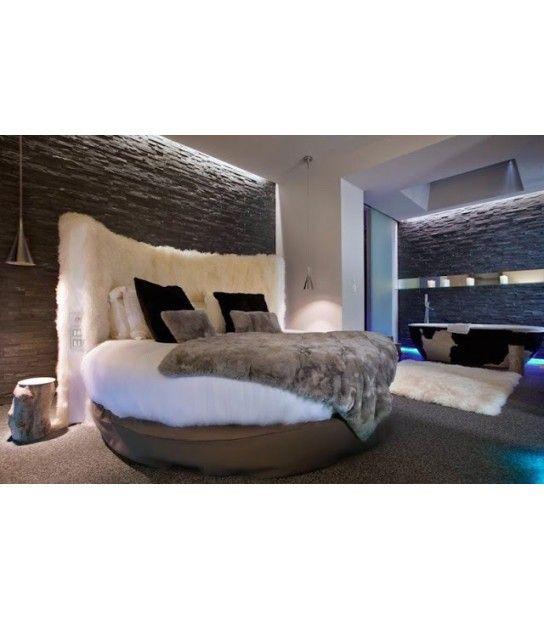 22 best t te de lit et sommier design et originale capitonn e id e chambre images on pinterest. Black Bedroom Furniture Sets. Home Design Ideas