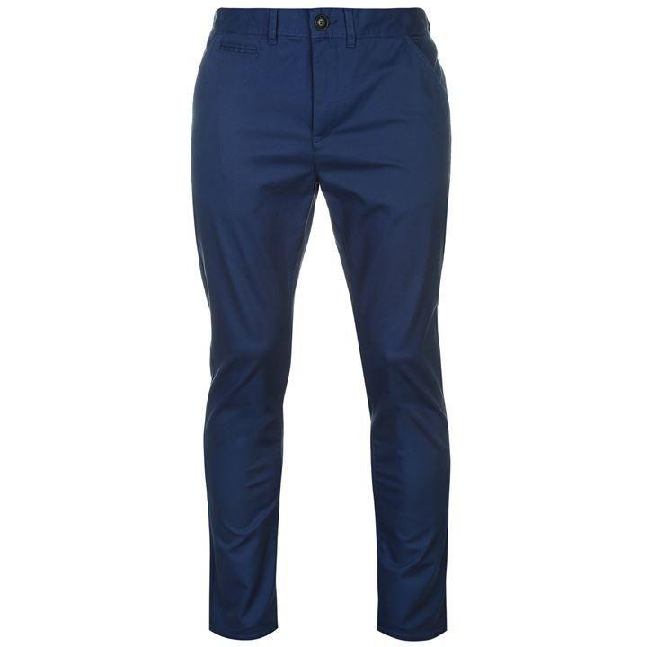 Pierre Cardin | Pierre Cardin Slim Fit Trousers Mens | Mens Chinos