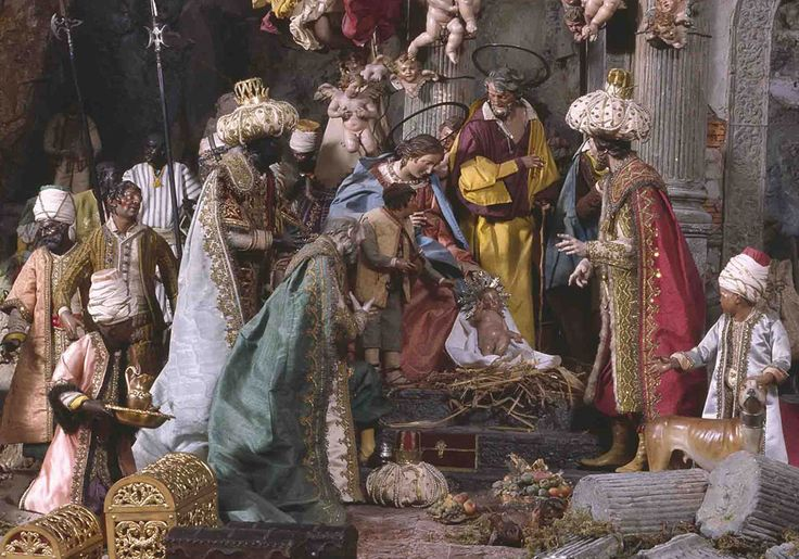 A Nativity from Naples: Presepe Sculpture of the Eighteenth Century.