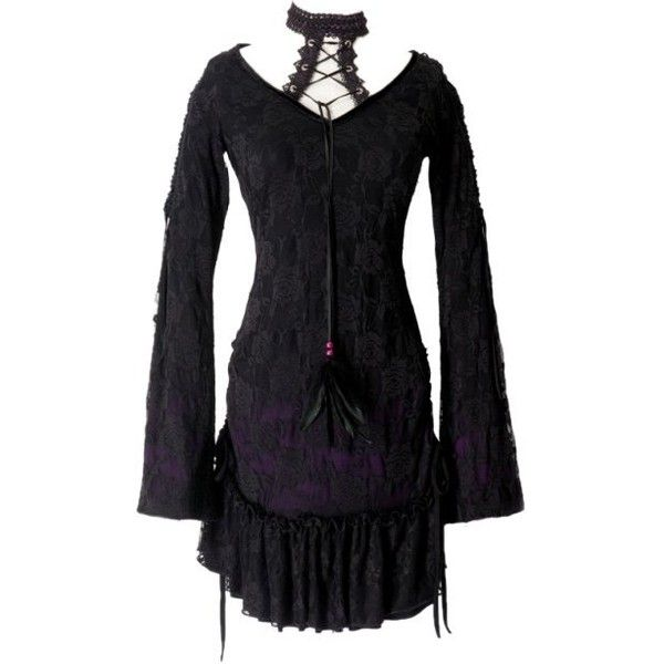 Moonspell Gothic Top by Punk Rave ($67) ❤ liked on Polyvore featuring tops, gothic tops, lace top, goth top, punk tops and lacy tops
