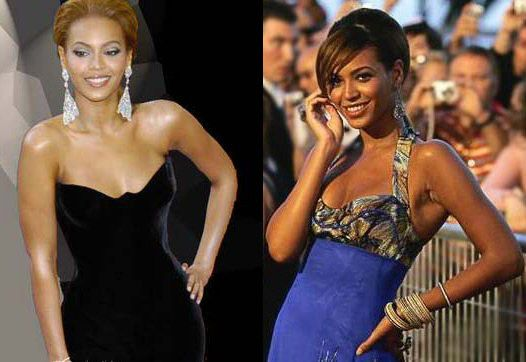 Beyonce Master Cleanse Before and After