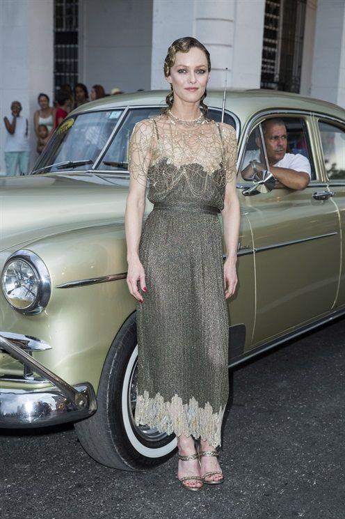 Chanel Cruise a Cuba: il parterre della sfilata - Vogue.it