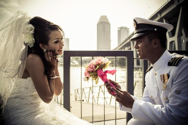 Yani and Daniel Pre-Wedding shoot