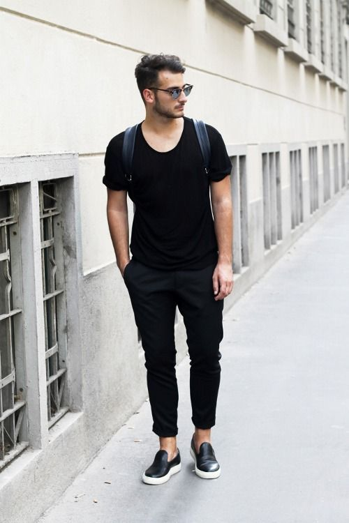 Best 25+ All black men ideas on Pinterest | Black men styles Black man and Black menu0026#39;s fashion