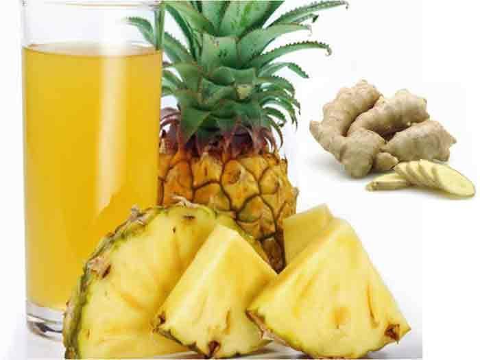Muito bom e totalmente refrescante essa receita. Ajuda a perder alguns quilinhos indesejáveis. Receita Cubos de abacaxi com gengibre para perder até 4 kg p