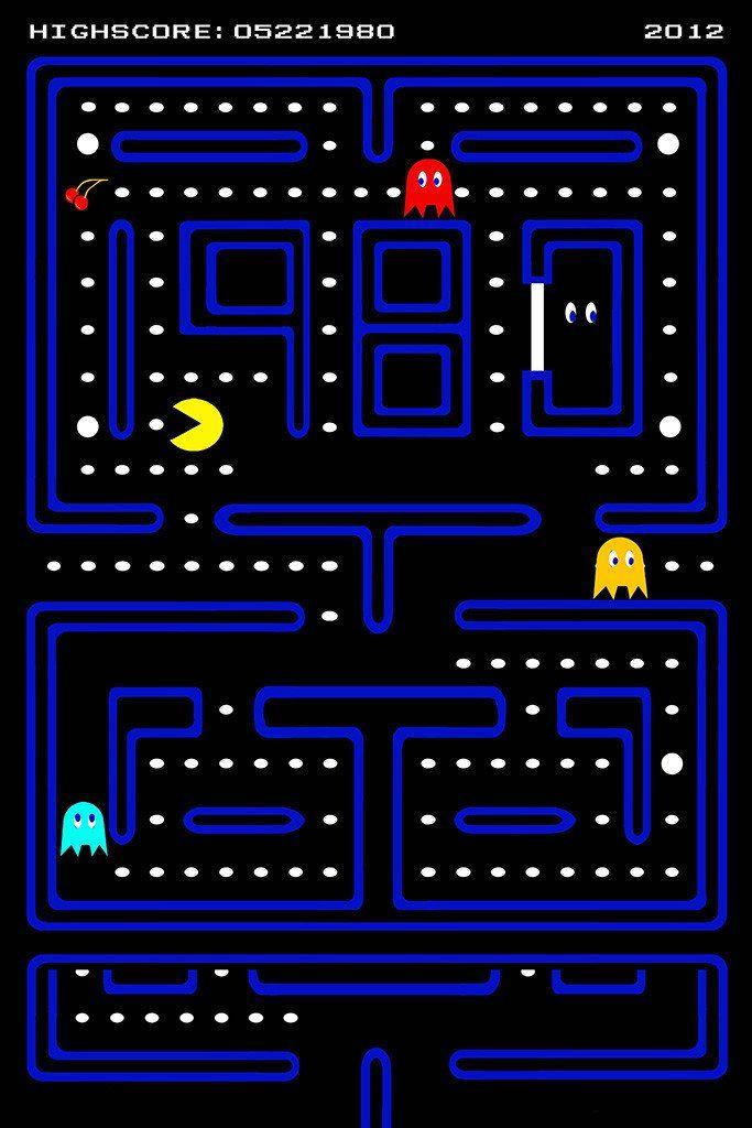 gioco pacman classico da