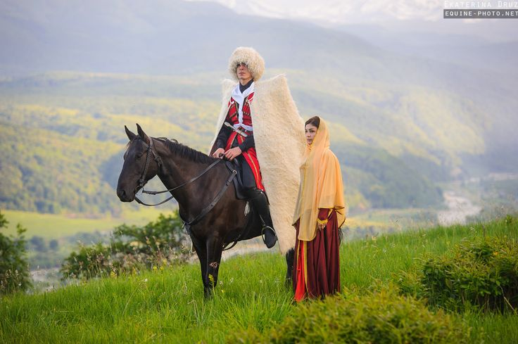 Caucasus, Russia