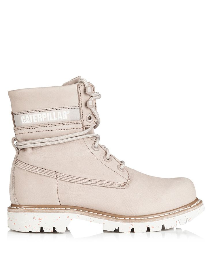 Caterpillar | Women's Colorado Slouch taupe boots