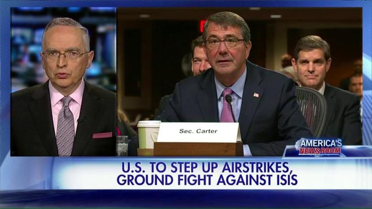 "10/28/15 - Peters: Obama Admin Won't Accept the 'Messy' Fight Needed to Take Out ISIS. . .  Defense Secretary Ash Carter spoke yesterday at a Senate hearing on beginning ""direct action on the ground"" against ISIS in Syria and Iraq. Fox News strategic analyst Lt. Col. Ralph Peters (Ret.) said today that raids are useful and helpful, but won't be ""decisive"" in defeating ISIS."