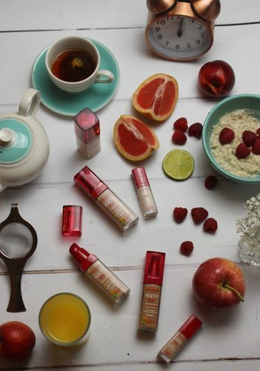 The New Bourjois Healthy Mix Foundation and Concealer