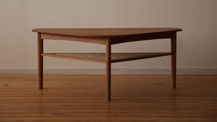 LaVida - 三角テーブル チーク