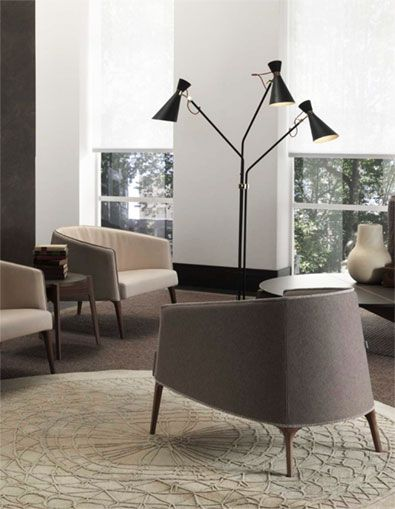 Frigerio Jackie Armchair Chair 单人椅 Pinterest Deco Y