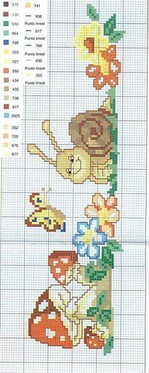 Te apasiona el punto de cruz?, en una locura de ideas de punto de cruz encontrarás un montón de precioso gráficos para bordar en punto de cruz