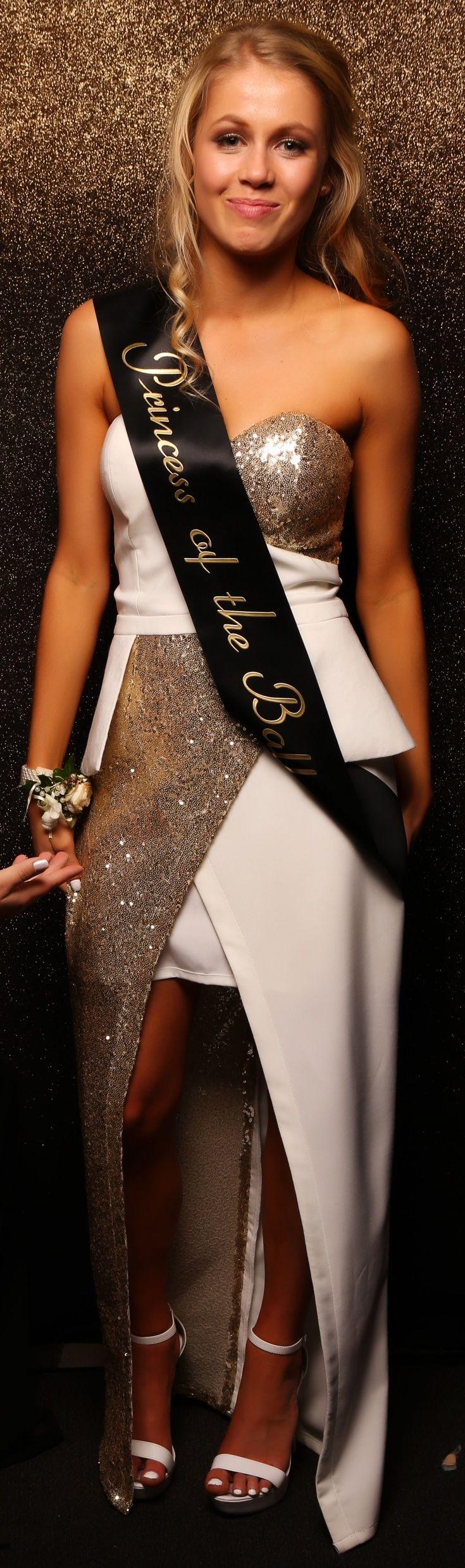 St Kentigern College Ball 2016. Princess.  www.whitedoor.co.nz