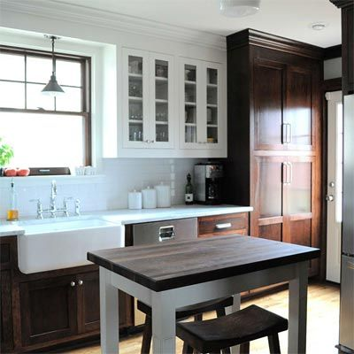 25 best ideas about walnut kitchen cabinets on pinterest. Black Bedroom Furniture Sets. Home Design Ideas