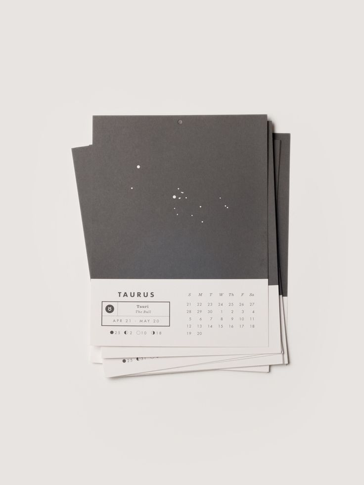 The 2013 Astrology Calendar by Prismatic Print Shop, designed by Chelsey Dyer, is a great way to pretty up and add interest to your walls. Includes all 12 astrological constellations.