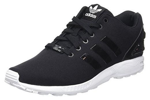 adidas Damen Zx Flux Candy W Sneaker, Schwarz, 43 1/3 EU - Sneakers für frauen (*Partner-Link)