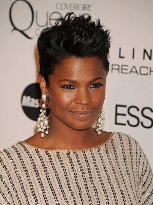 """Nia Long Hairstyles Lujo The House Of Fabulous 3ª esencia anual Black Women In Almuerzo de Hollywood """"title ="""" Lujo de los peinados largos de Nia La casa de la 3ra esencia anual fabulosa Mujeres negras en el almuerzo de Hollywood"""