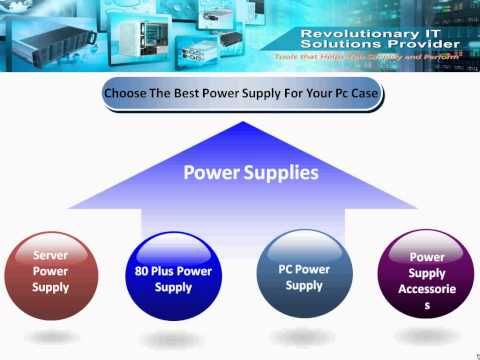 http://www.mypccase.com/sust2u7080pl.html It is possible to upgrade the computer with high quality and efficiency of power supply. Unfortunately existing of high efficiency of power supply is not available at a virtual cost and is quite more expensive.