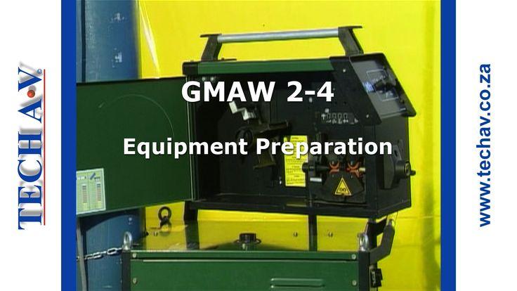 Gas Metal Arc Welding (GMAW) 2-4