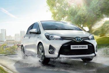 Toyota Yaris Hybrid - Currie Motors