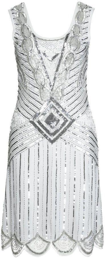 """Pin for Later: Die schönsten Flapper-Kleider für jede Figur  Frock and Frill """"Athena"""" Swing-Kleid im Stil der 20er Jahre (170 €)"""