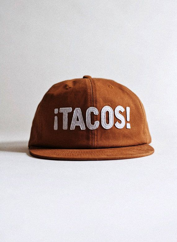 Tacos Taco Tuesday Meme Food Foodie Strapback by PyknicOfficial
