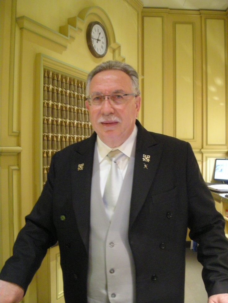 Meet Nicola, Head of Concierge. Let him guide you through all that happens in #Milano