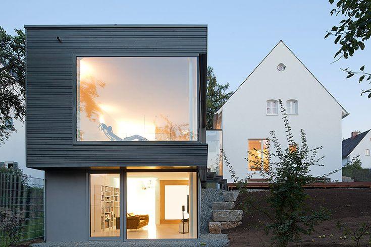 fabi architekten bda, regensburg - haus esser
