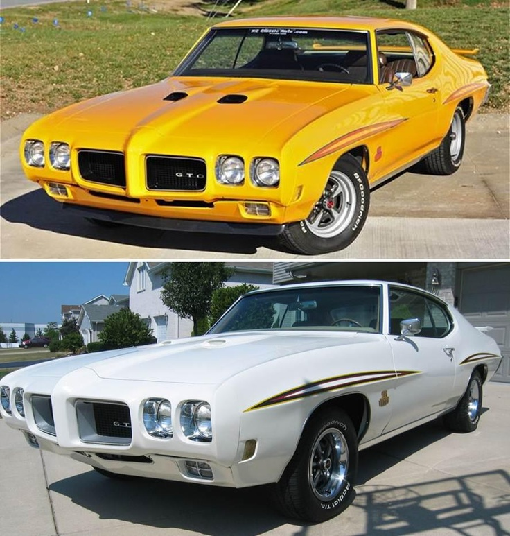 190 Best Images About GTO Pictures On Pinterest