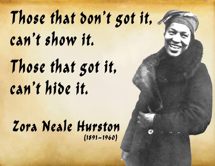 Zora Neale Hurston Quotes. QuotesGram