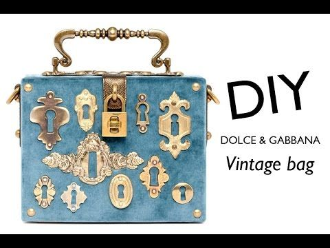 Repeat bags Dolce & Gabbana (Diy) / bags, clutch bags, suitcases / SECOND STREET