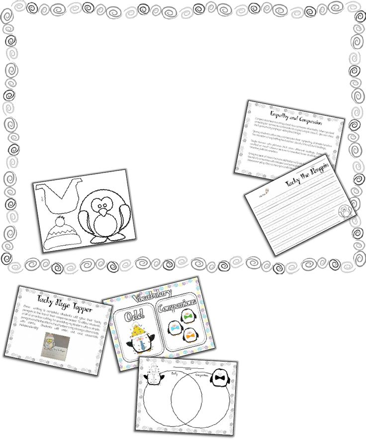 Printable Worksheets tacky the penguin worksheets : 64 best Tacky the Penguin images on Pinterest | Preschool winter ...