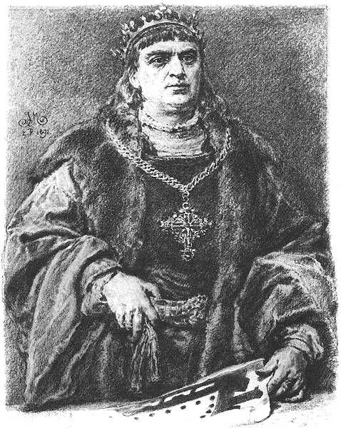 Zygmunt I Stary (ur. 1 stycznia 1467 roku w Kozienicach, zm. 1 kwietnia 1548 roku w Krakowie) – od roku 1506 wielki książę litewski, od 1507 roku król Polski. Przedostatni z dynastii Jagiellonów na tronie polskim. Był przedostatnim z sześciu synów Kazimierza IV Jagiellończyka i Elżbiety Rakuszanki, ojcem m.in. Zygmunta II Augusta. Dwukrotnie żonaty: z Barbarą Zápolyą (1512), a po jej śmierci z Boną z rodu Sforzów (1518).